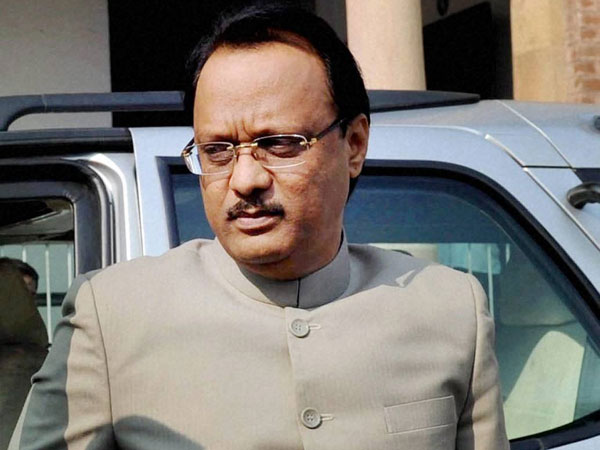 Case against Ajit Pawar in connection with cash seizure