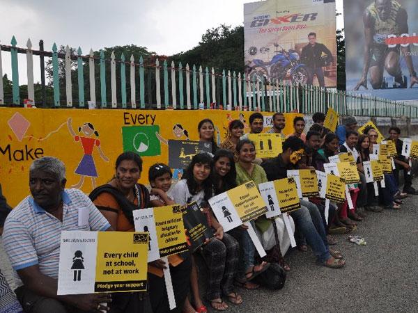ngo,bangalore, girl, art, children,