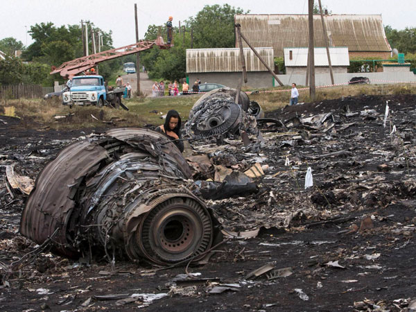 MH17: 10 more victims identified