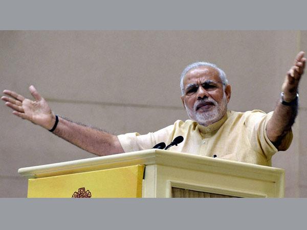 Modi launches Saansad Adarsh Gram Yojana