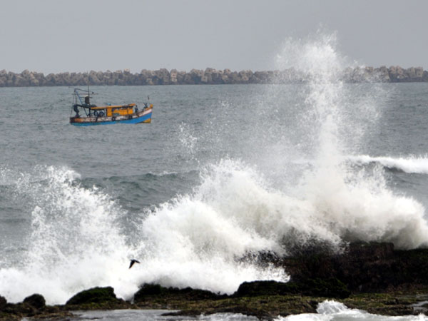 Cyclone Hudhud: Five killed in AP
