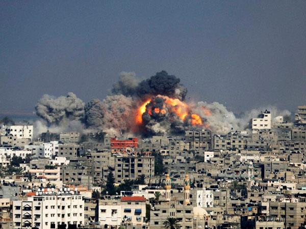 Spotlight on Gaza re-construction