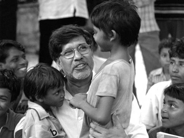 Kailash Satyarthi: Ignored by own people