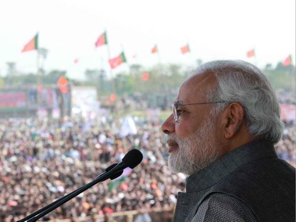 LIVE: Modi campaigns in Maharashtra