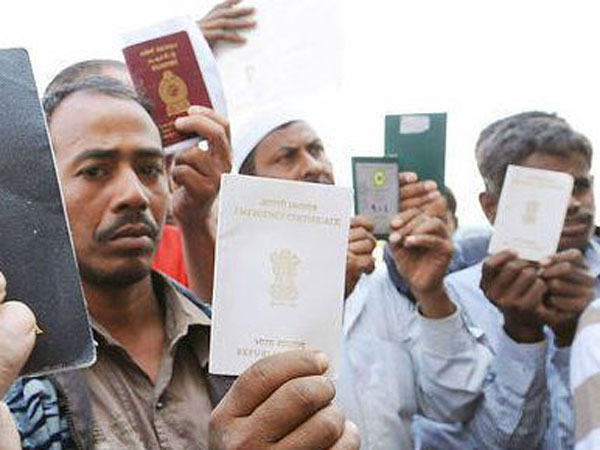 'Nitaqat' returnees seek govt assistance