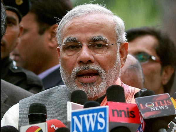 Congress calls Modi a 'weak PM'