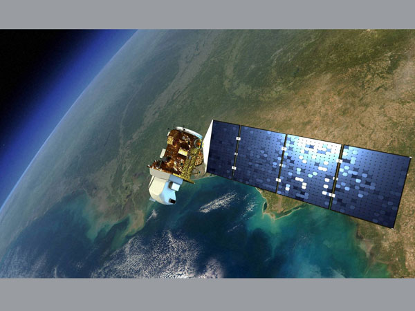 NASA:Earth-observing instrument activate