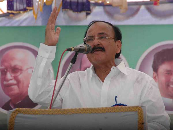 People unhappy with performance of legislatures, parliament: Naidu
