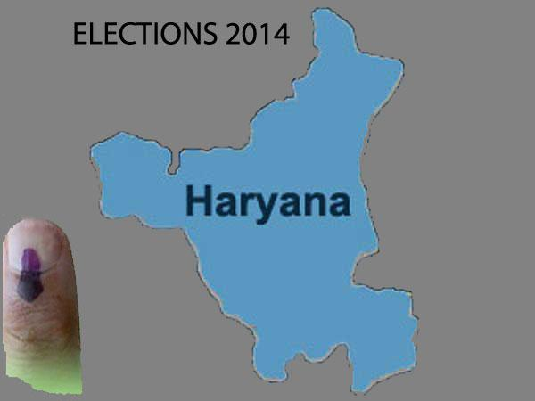 Haryana goes to poll on Oct 15