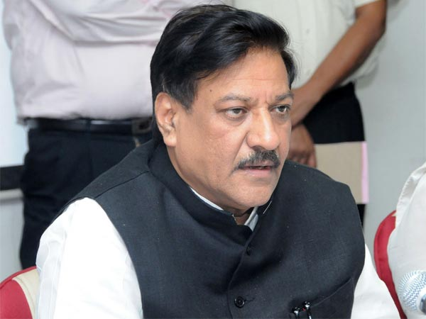 Cong surprised with Chavan's statements