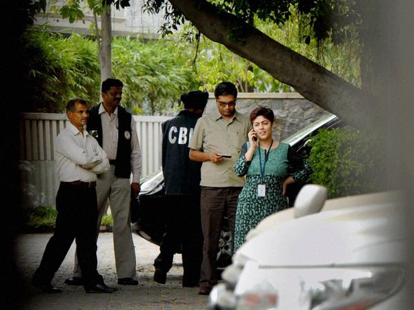 Saradha: MEA seeks report from CBI