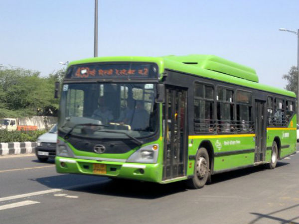 CCTV cameras to be installed in DTC buses.