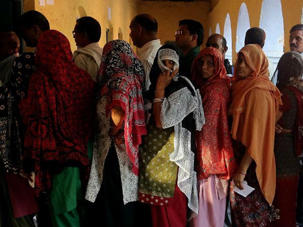 Polling underway in Haryana