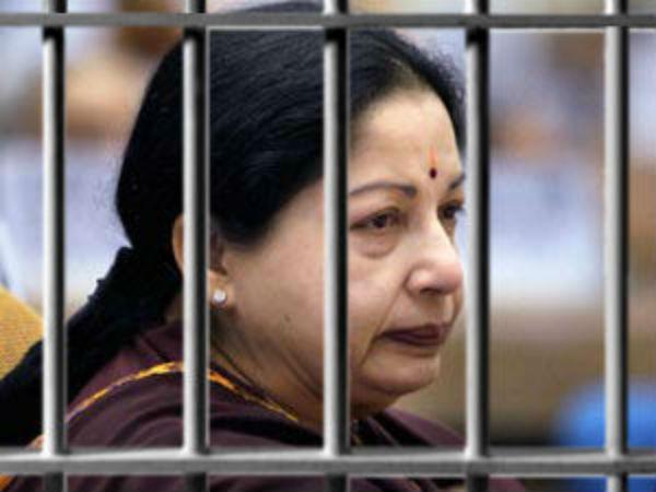 Jayalalithaa remains indoors in jail