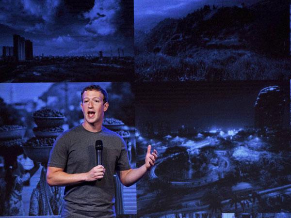 Mark Zuckerberg donates $25 mn to fight Ebola