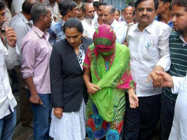 Meeruth gangrape victim