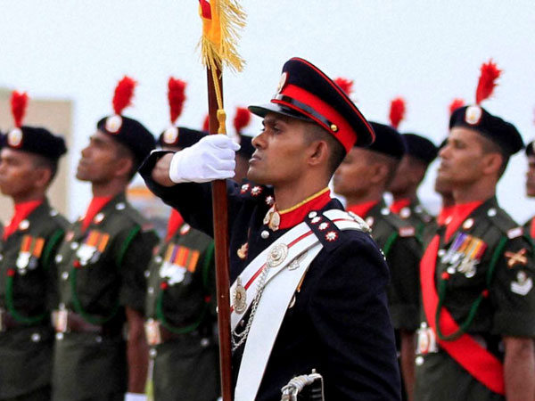 Lanka: Comments on army's presence in NA