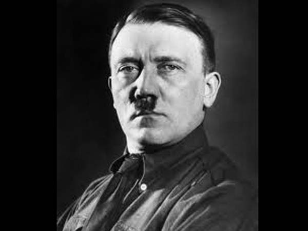 Hitler was a 'drug addict'