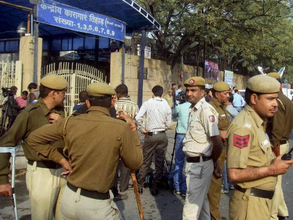 Delhi Policemen