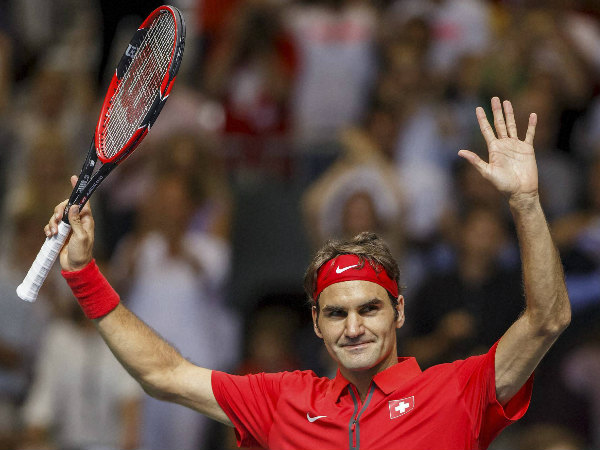 Roger Federer is 'incredibly excited' to play in India