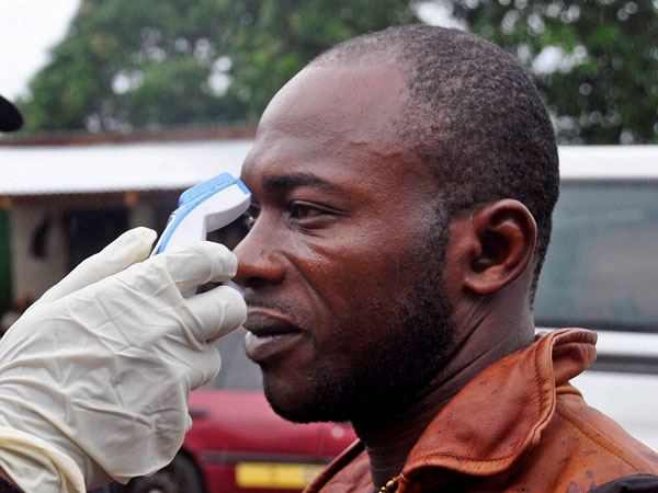 New Suspected Ebola case reported in France