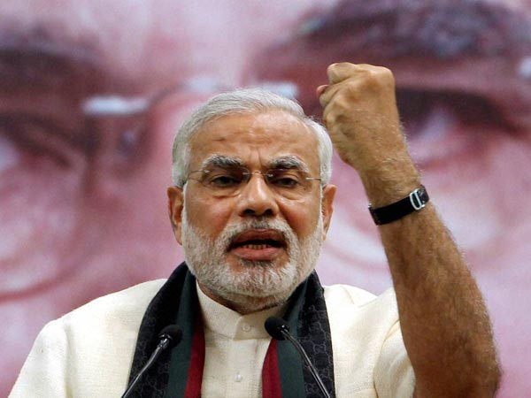 Cong: Modi with broom a gimmick
