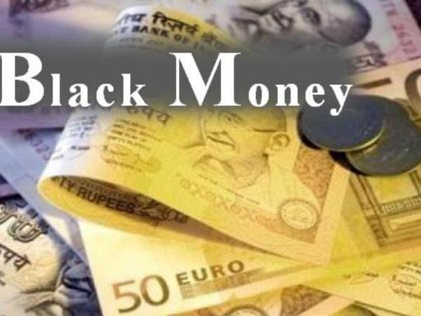 slams BJP's U-turn on black money