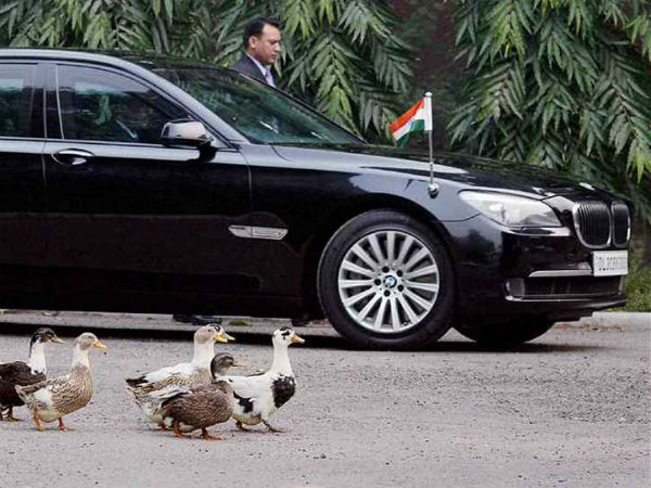 Luxury cars for new ministers