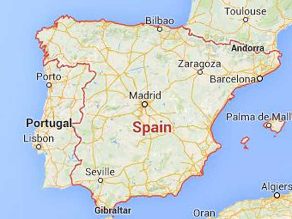 Spanish media group evacuated due to suspicious package