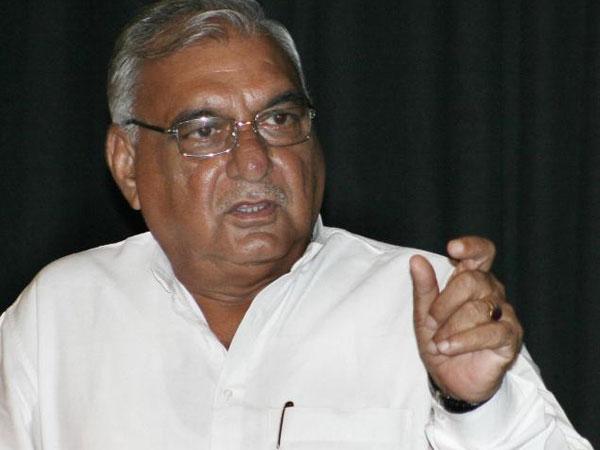Hooda accepts defeat in Haryana