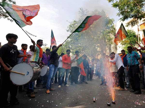 BJP produces best result in Maha