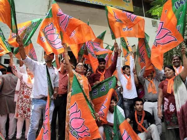 BJP wins Maha polls