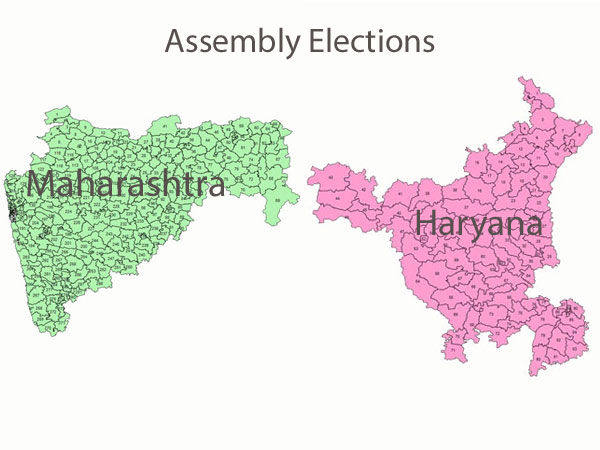 Counting for Maha, Har polls begins