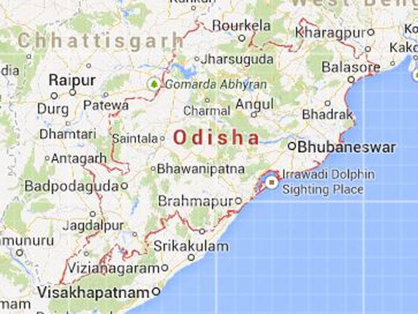 odisha-map