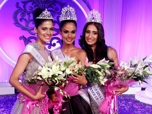 Asha Bhat, Miss Diva Universe 2014 2nd runner up