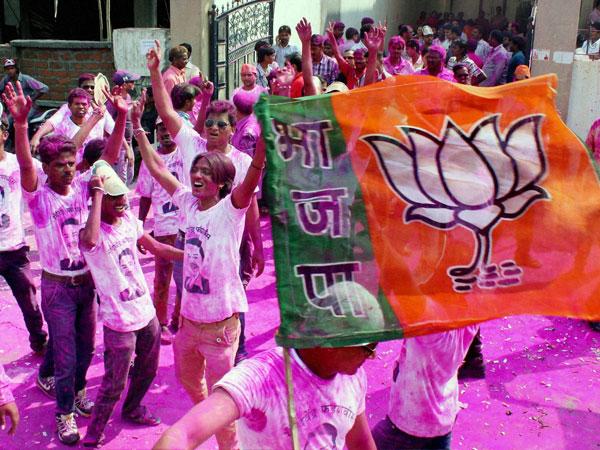 Maha success boosts BJP