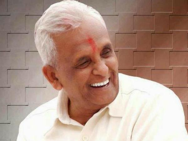 Veteran legislator Ganpatrao Deshmukh