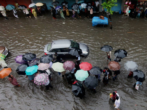 Heavy rain predicted over South India