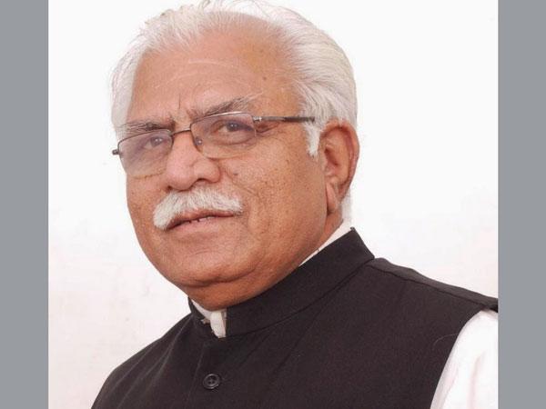ML Khattar to be Haryana's new CM