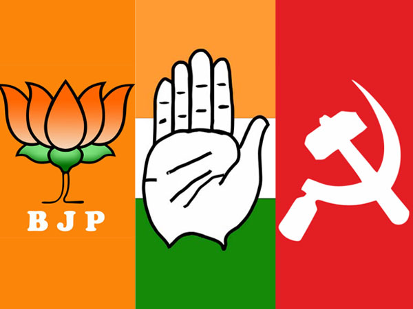 Only 3 national parties left in India