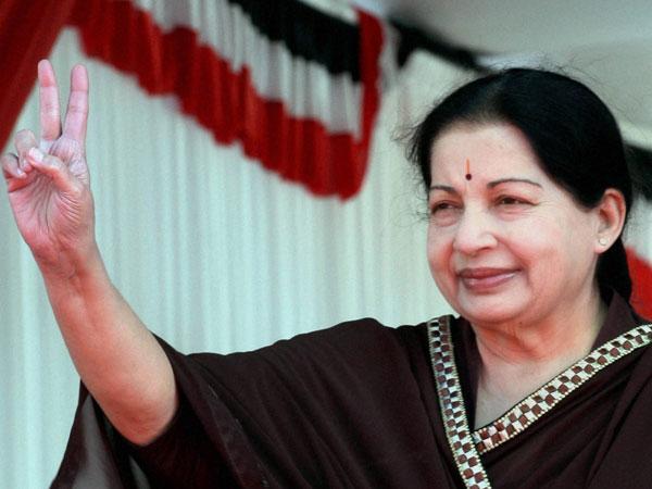 Former TN CM Jayalalithaa