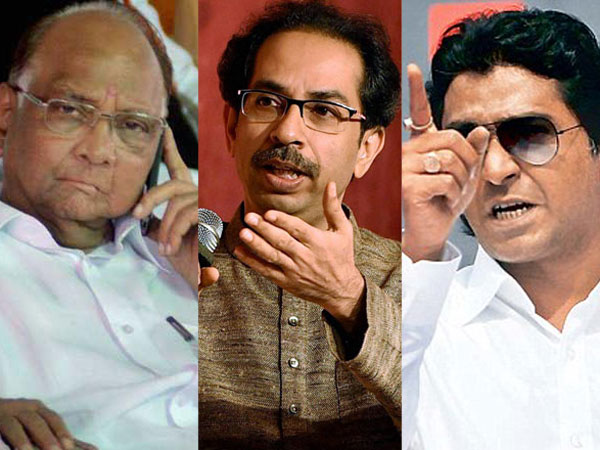 Thackerays no match for Pawar