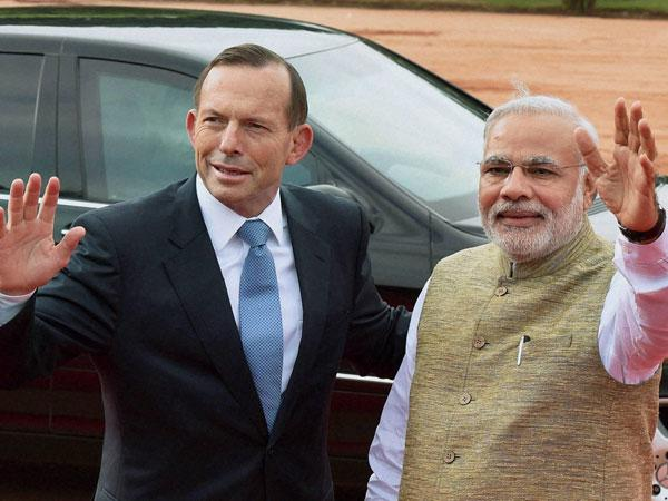 Tony abbott and narendra modi