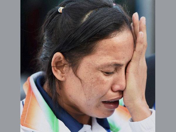 Indian boxer Sarita Devi suspended!