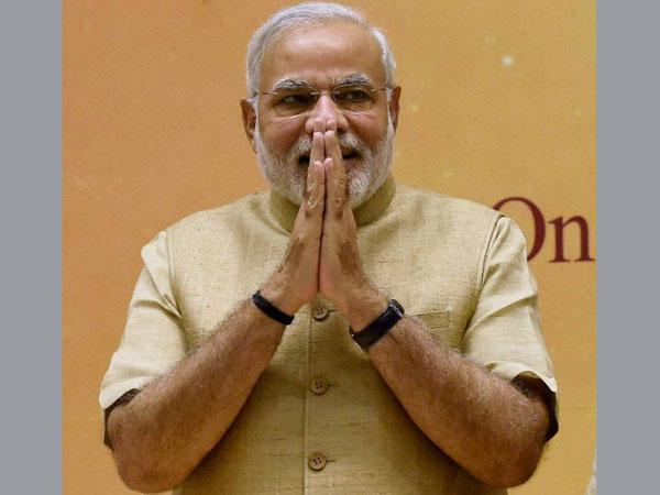 Modi greets nation on Diwali