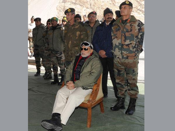 Narendra Modi to arrive in Siachen