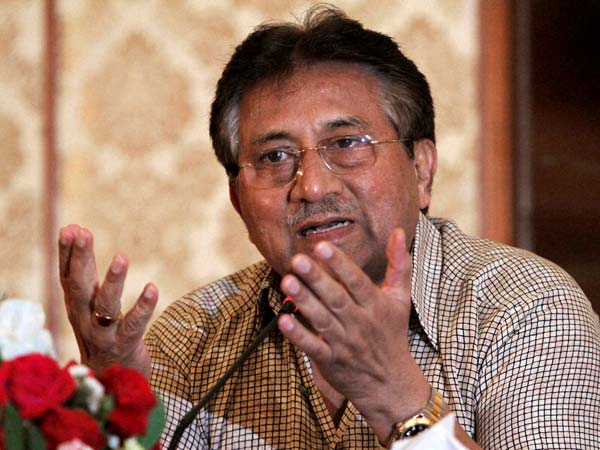 Musharraf terms Modi 'anti-Pakistan'