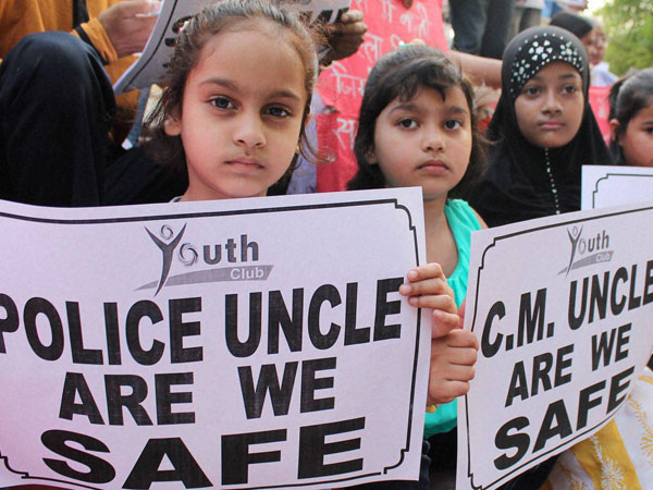 Child rape: Police still hunting beast!