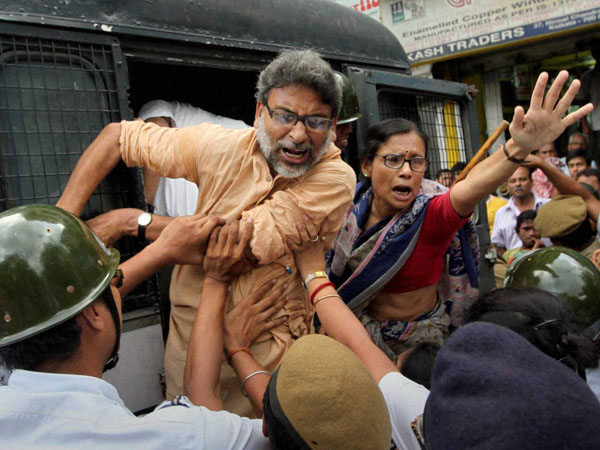 CBI interrogates BJD MP in chit fund