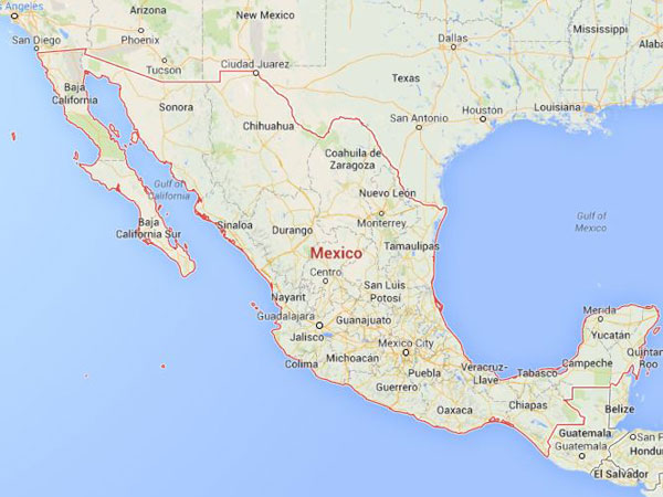 Mexican governor resigns